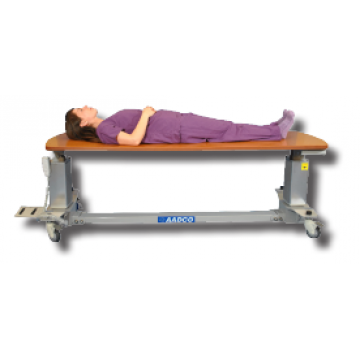 Mobile Four Motion Dual Post Imaging Table