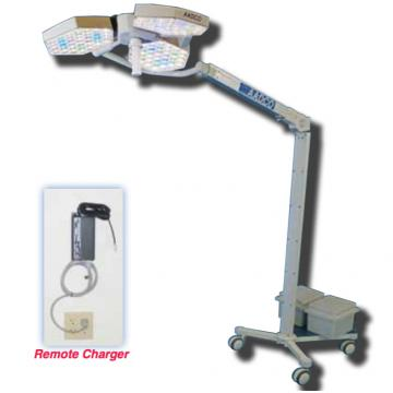 130,000 Lux LED Mobile Procedure Lamp