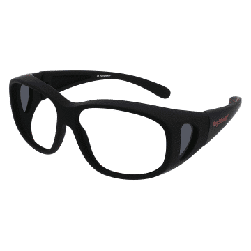 radiation protection fit over glasses