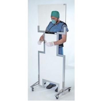 RayShield® Upright Interventional Barrier