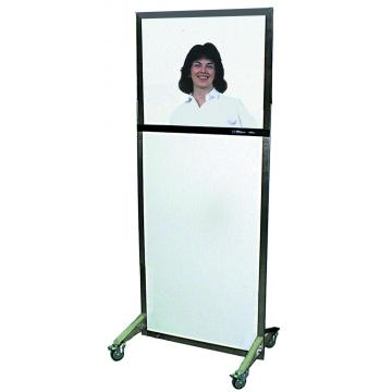 RayShield® Shatter Resistant Mobile X-Ray Barriers