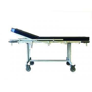 MRI Safe Stretcher